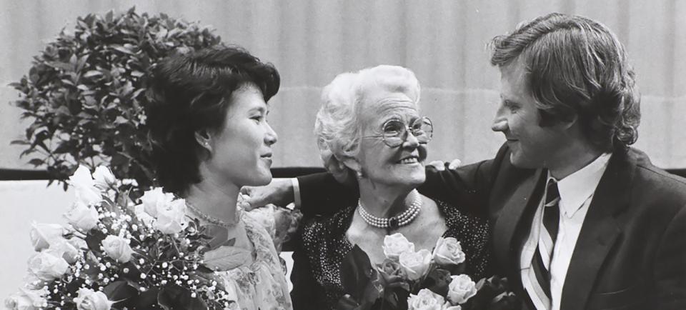 b2b5aebd2279 It was Professor Mirjam Helin's (1911-2006) long-held dream to establish an  internationally renowned singing competition in Finland.