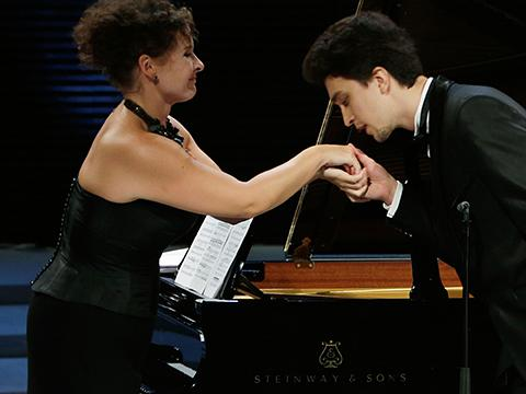 Pianists of the Mirjam Helin Competition